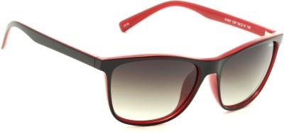 IDEE IDEE-1937-C3-P Wayfarer Sunglasses(Black)