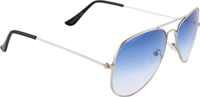 Malocchio Solid Grace Aviator Sunglasses