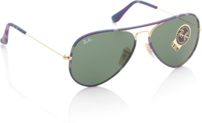 Ray-Ban 0RB3025JM17258 Sunglasses(Green)