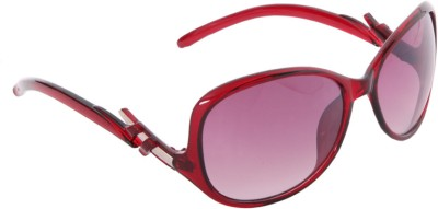 Prima Dona Rectangular Sunglasses