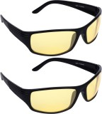Dark Image Combo Pack of 2 Yellow Sports...