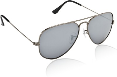 Velocity Reflectors Aviator Sunglasses
