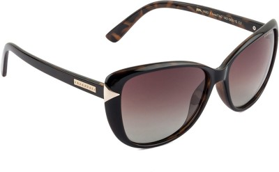 Farenheit FA-1663P-C2 Oval Sunglasses(Violet)