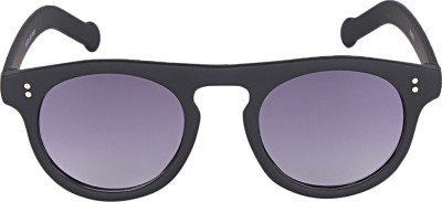 HDClair Basic Appeal Round Sunglasses
