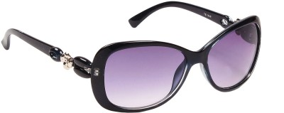 Ted Smith Over-sized Sunglasses