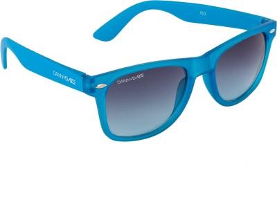 Danny Daze D-3100-C5 Wayfarer Sunglasses(Black)