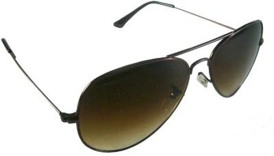 Abqa Hi-Quality Premium Double Gradient Hawk Aviator Sunglasses