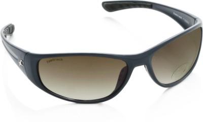 Fastrack Wrap-around Sunglasses