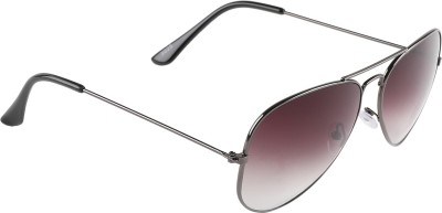 Incraze Basic Appeal Aviator Sunglasses