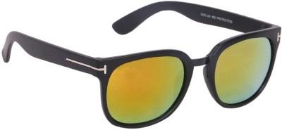 Suiss Blanc Wayfarer Sunglasses