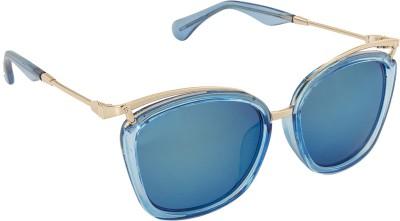 Danny Daze D-2808-C4 Oval Sunglasses
