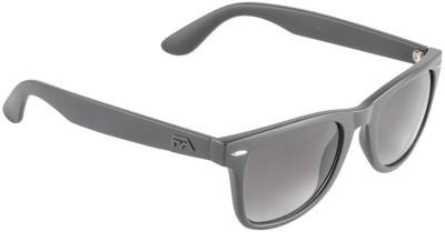 Farenheit FA-999-C4 Wayfarer Sunglasses(Grey)