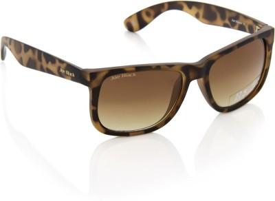 Joe Black JB-585-C3 Wayfarer Sunglasses(Brown)