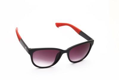 Liverpool FC Glints Black and Red Wayfarer Sunglasses