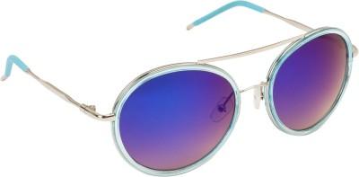 Danny Daze D-2836-C4 Round Sunglasses