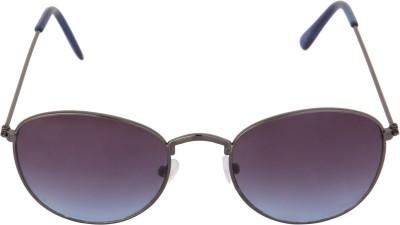 Yak International Needed Round Sunglasses