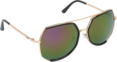 Danny Daze D-2837-C3 Rectangular Sunglasses