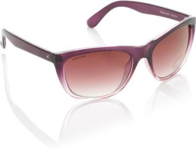 Fastrack P285PR1 Cat-eye Sunglasses(Pink)