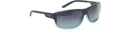 IDEE IDEE-2010-C2-P Wrap-around Sunglasses(Grey)