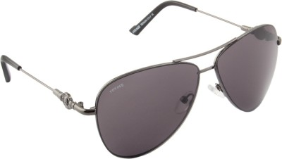 Voyage 1833MG1067 Aviator Sunglasses(Black)
