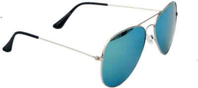 Epic Ink grls01 Aviator Sunglasses(Green)