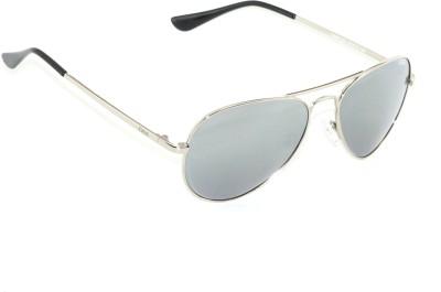 IDEE IDEE-2000-C21 Aviator Sunglasses(Multicolor, Silver)