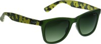 Pepe Jeans PJ7233C452 Wayfarer Sunglasses(Green)