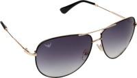 NOD NOD062K15IN0714 Aviator Sunglasses(Grey)