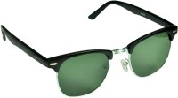 Look-Kool LK0001642 Wayfarer Sunglasses(Green)