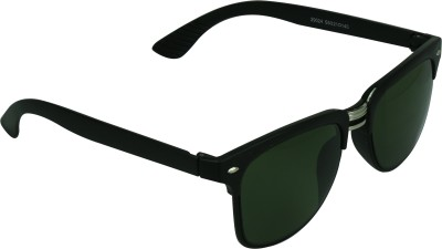 Garmor (8903522114571 /Black Color Black Frame) Wayfarer Sunglasses