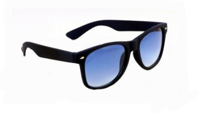 Prime Club PCMS-044 Blue Wayfarer Sunglasses