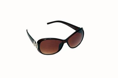 Verre ga2 Over-sized Sunglasses(For Girls)