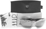 Nuke Optics Venom V8 Oval Sunglasses (Bl...