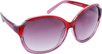 Rampage Over-sized Sunglasses