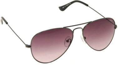 IDEE IDEE-S2001-C7 Aviator Sunglasses(Pink)