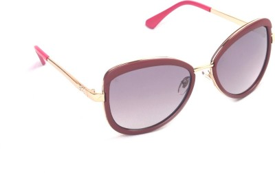 6by6 SG506 Over-sized Sunglasses(Violet)