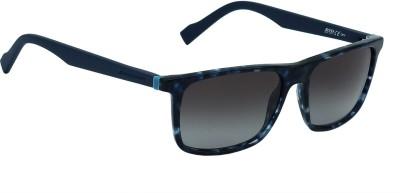 Boss Orange Rectangular Sunglasses