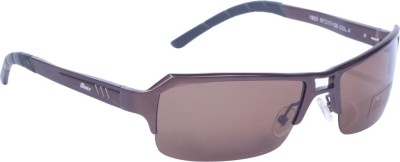 Maax Rectangular Sunglasses