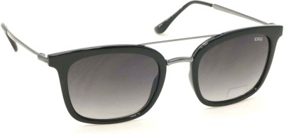 IDEE IDEE-S2157-C2 Wayfarer Sunglasses(Black)