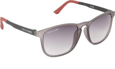 Danny Daze D-3207-C1 Wayfarer Sunglasses(Violet)