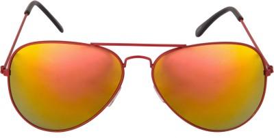 Yak International Stylized Aviator Sunglasses