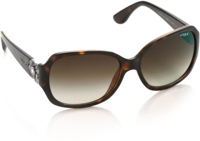 Vogue Over-sized Sunglasses