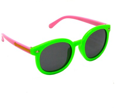 Goggy Poggy KD6118 Oval Sunglasses