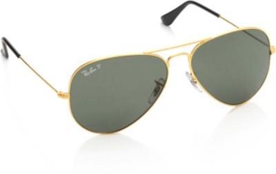 Apex RB3025 Aviator Sunglasses