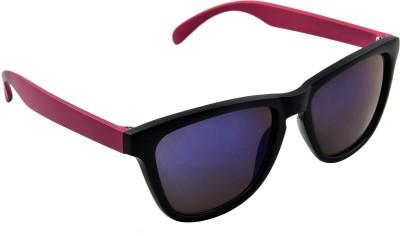 Joe Black C7 Wayfarer Sunglasses(Blue)