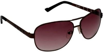 Gansta Rectangular Sunglasses