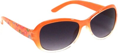 Goggy Poggy BB108 Oval Sunglasses