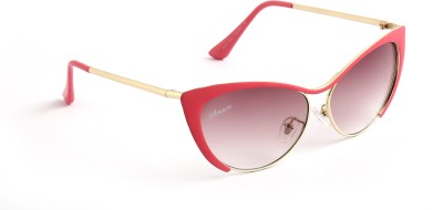 Amaze AM0966 Cat-eye Sunglasses(Pink)