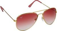 NOD NOD062K15IN0692 Aviator Sunglasses(Pink)