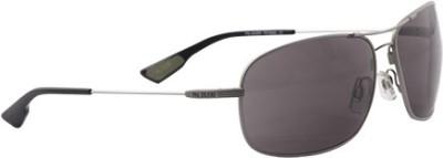 Pal Zileri Rectangular Sunglasses